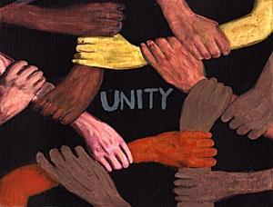 Racial-unity